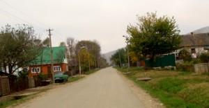 Улица в Безымянном