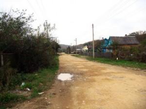 Улица в Фанагорийском