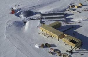 Каркасный дом на южном полюсе